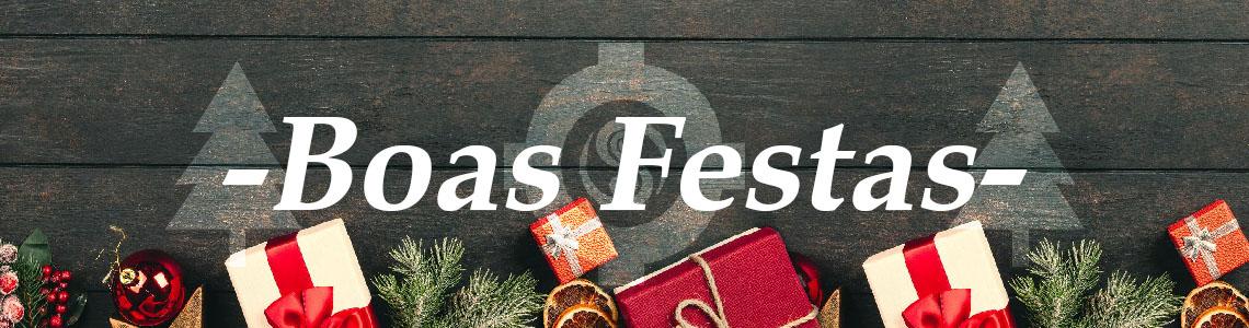 CAPA DE BOAS FESTAS