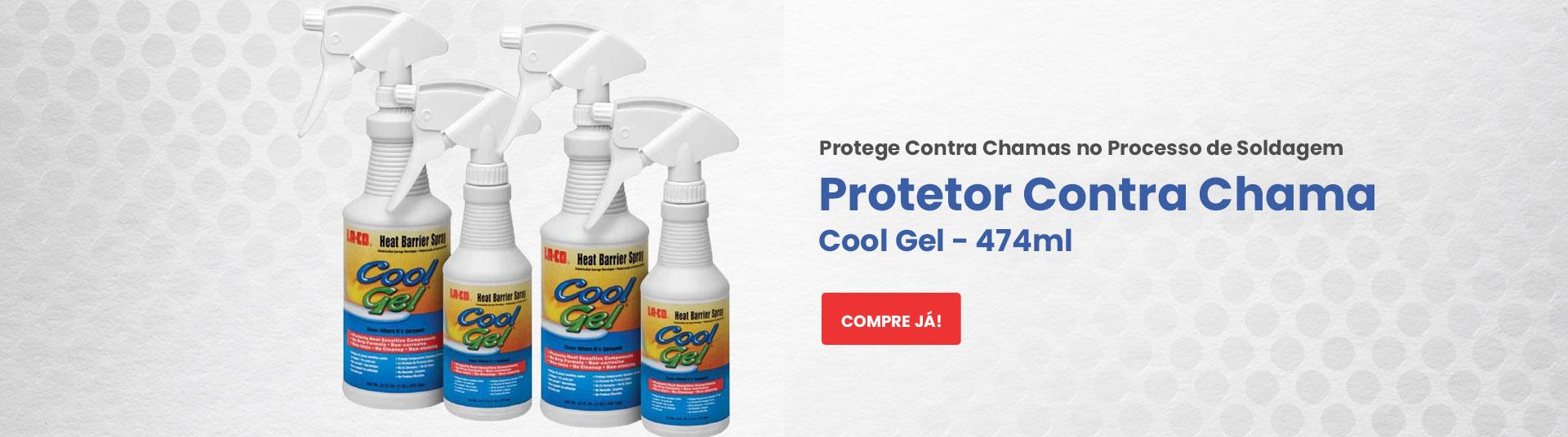 Protetor Contra Chama Cool Gel - 474ml