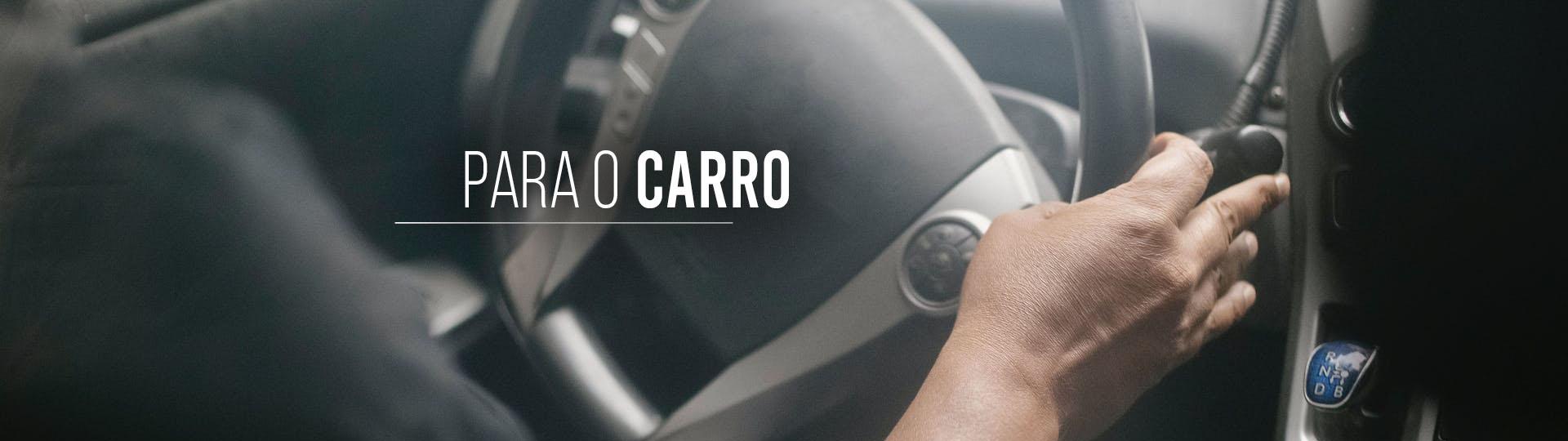 Para seu carro