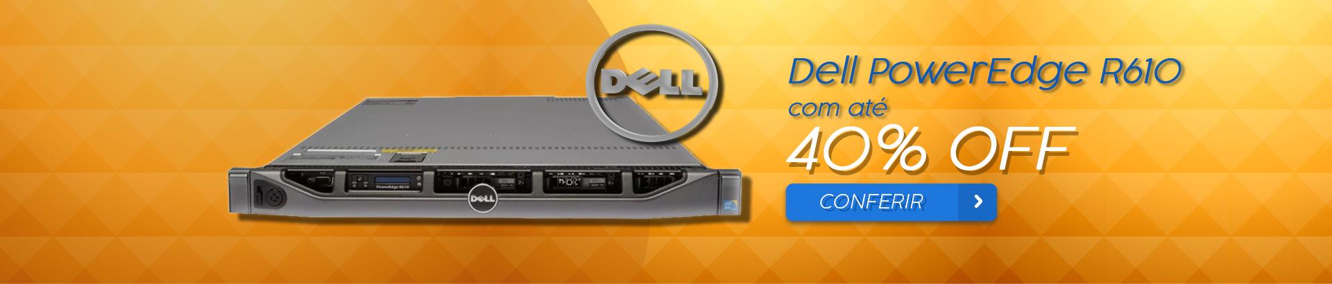 Servidor Dell R610