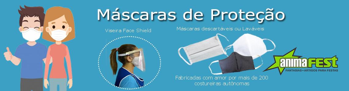 Mascaras de Proteção Individual