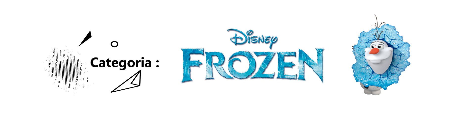 Banner categoria frozen