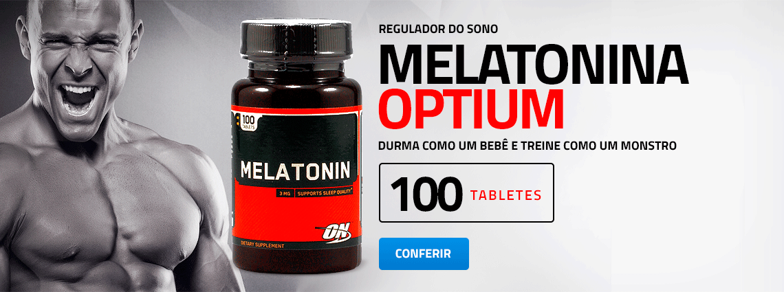 Melatonina Optimum 3 Mg
