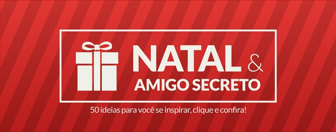 NATAL 3 - CATEGORIA NATAL E AMIGO SECRETO