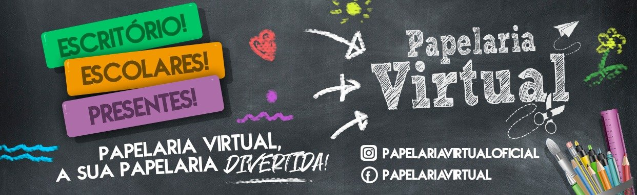 Papelaria Virtual logo nova