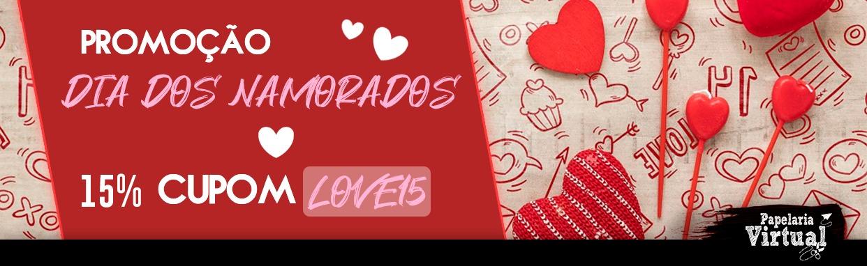 Papelaria Virtual Dia dos Namorados