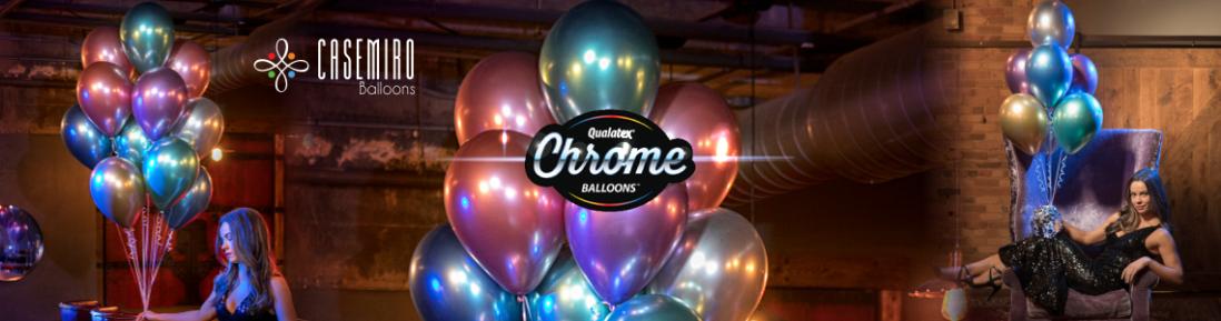 Balão Chrome