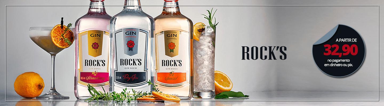 Banner Gin Rocks