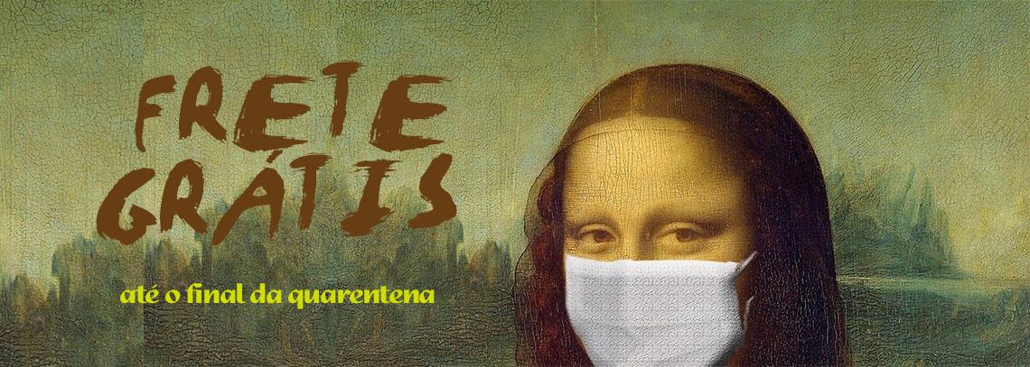 Mona lisa frete gratis