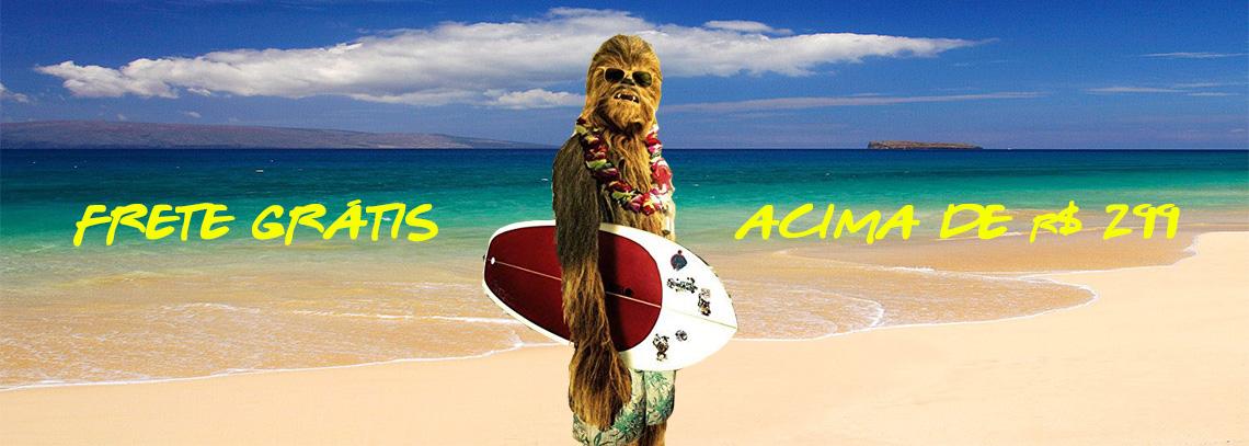 Chewbacca frete