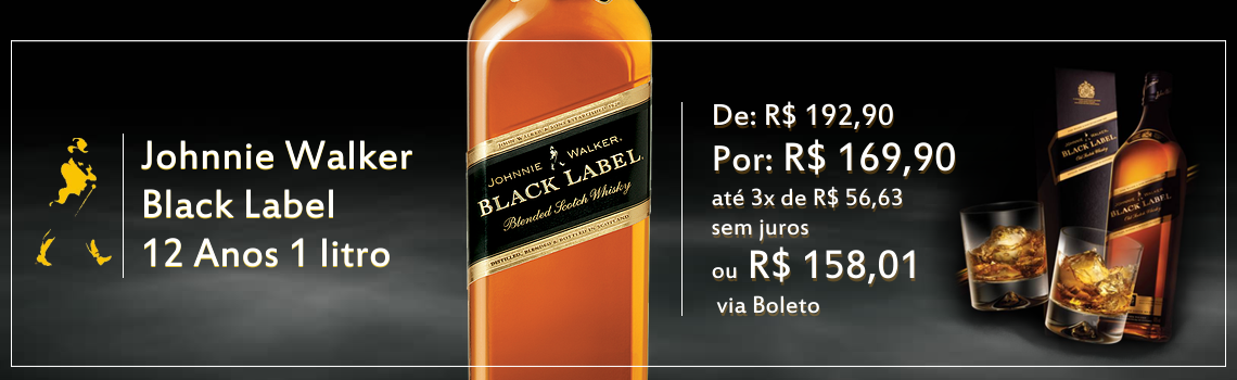 Banner Black Label