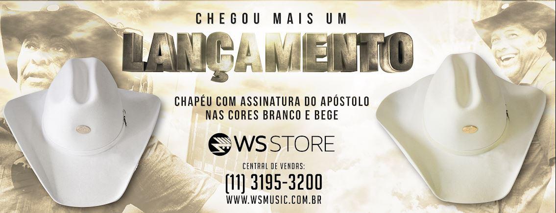 Chapéu Apóstolo Branco
