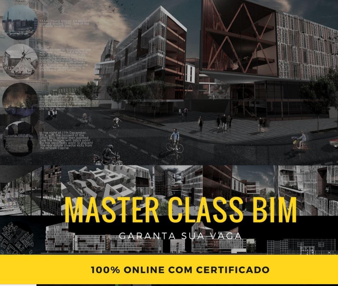 MASTER CLASS BIM