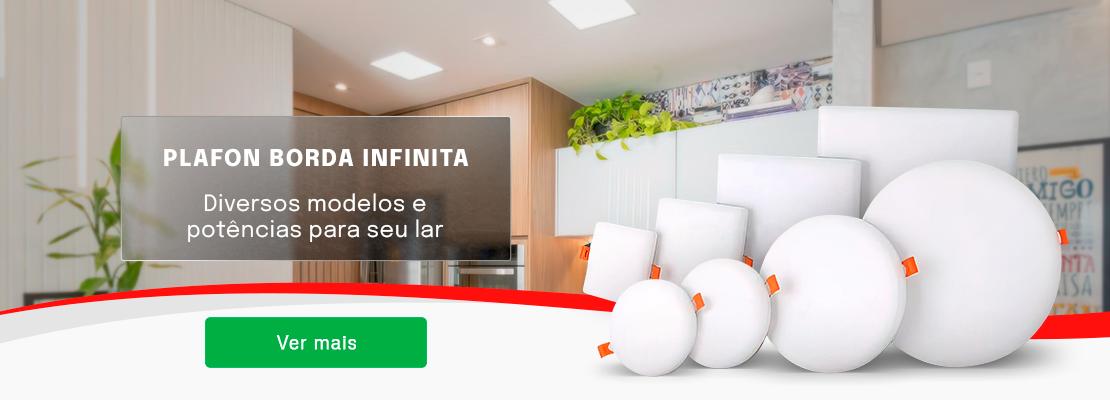 Plafon Borda Infinita