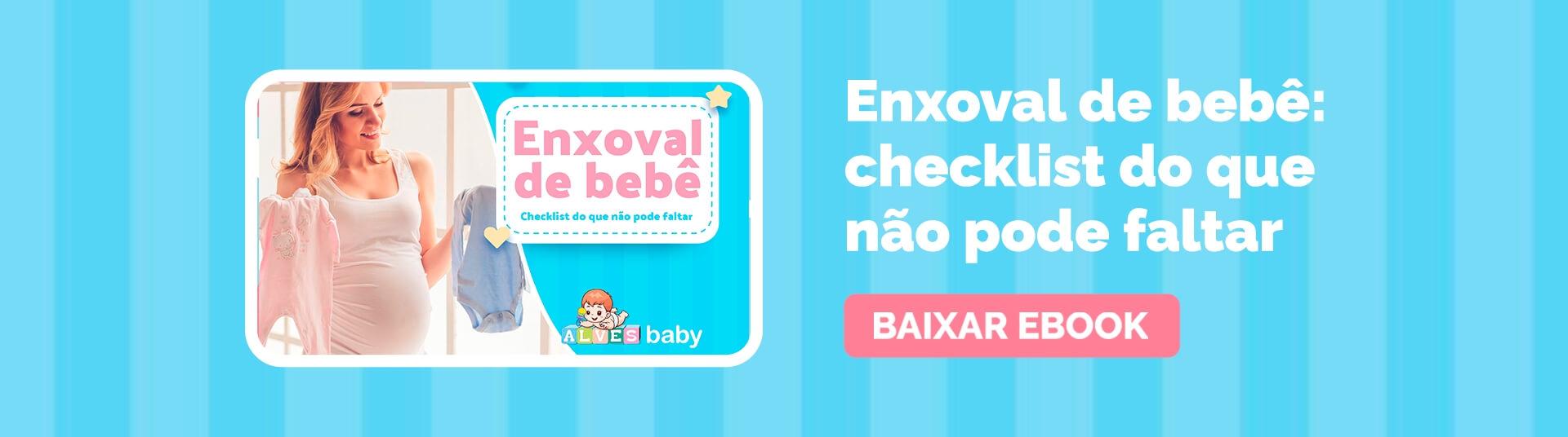 Enxoval de Bebê: o que não pode faltar