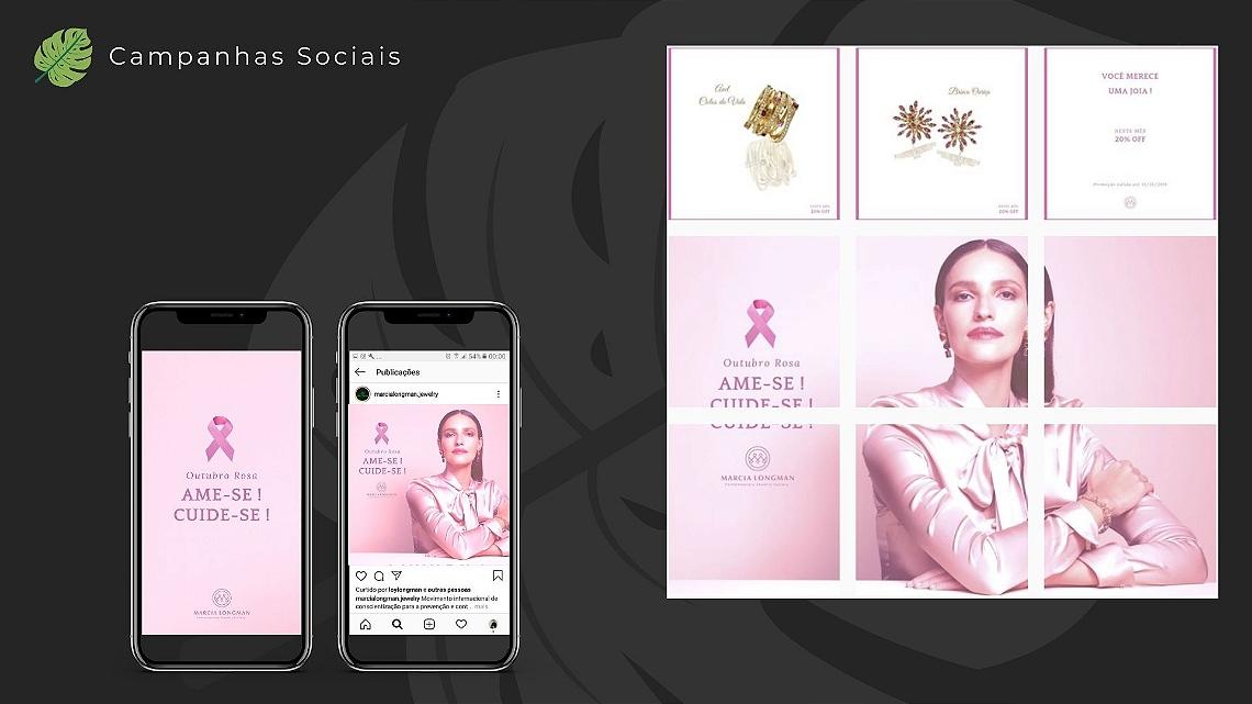 Campanhas Sociais para Instagram