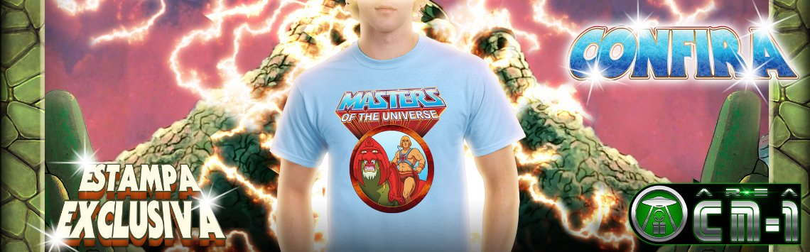 Estampa Masters of the Universe