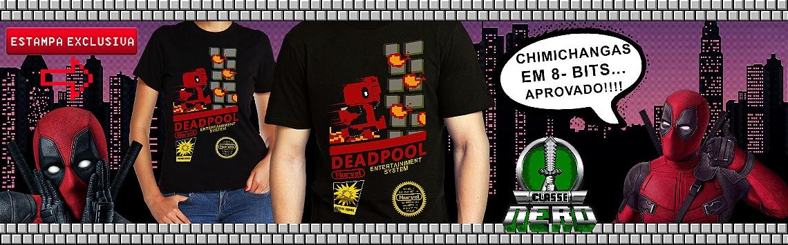 Deadpool 8-Bits
