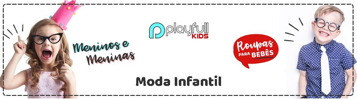 Playfull Kids Moda Baby e Infantil