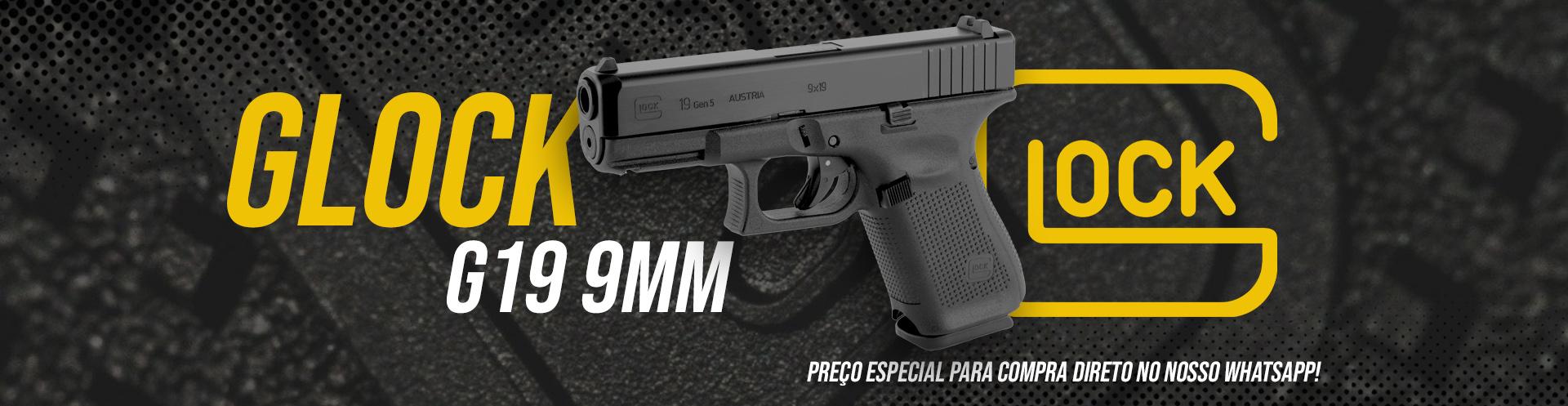 Full Banner Glock G19