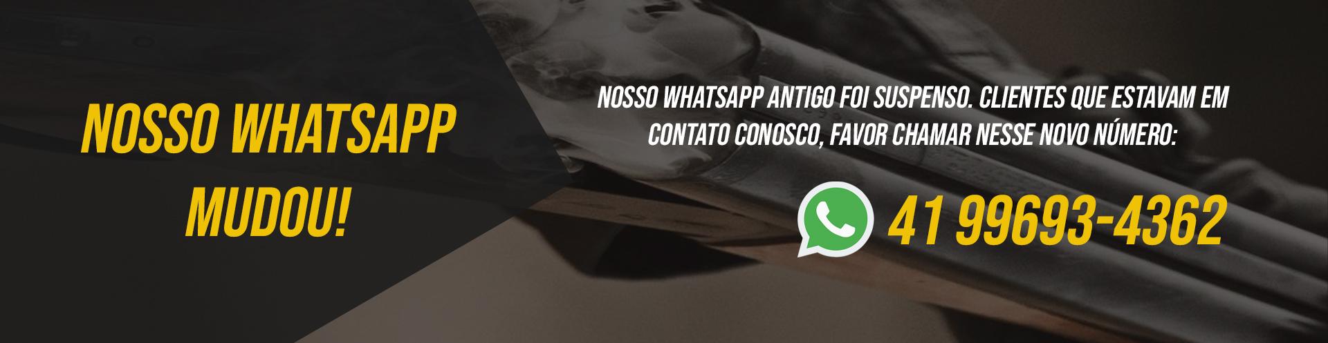 LDE -Novo WhatsAPP