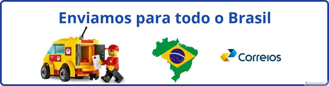 Banner envio todo brasil