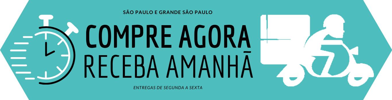 COMPRE AGORA RECEBA AMANHÃ - full banner