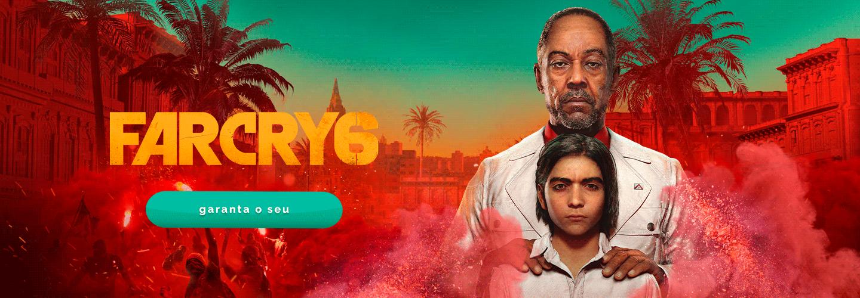 Far Cry 6 - PS4 E PS5 Digital