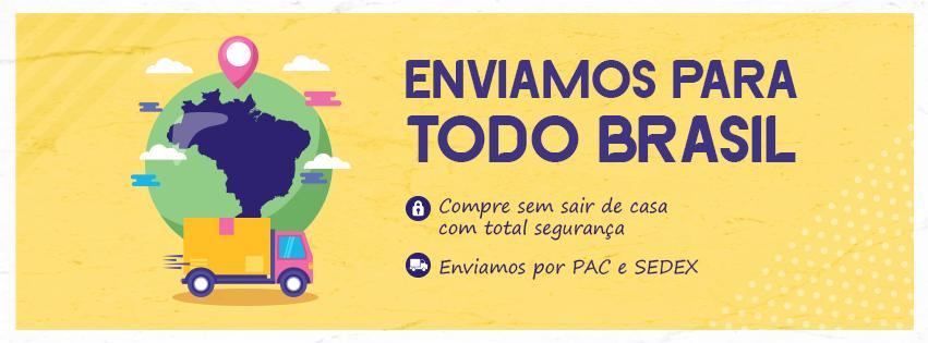 Envio Brasil