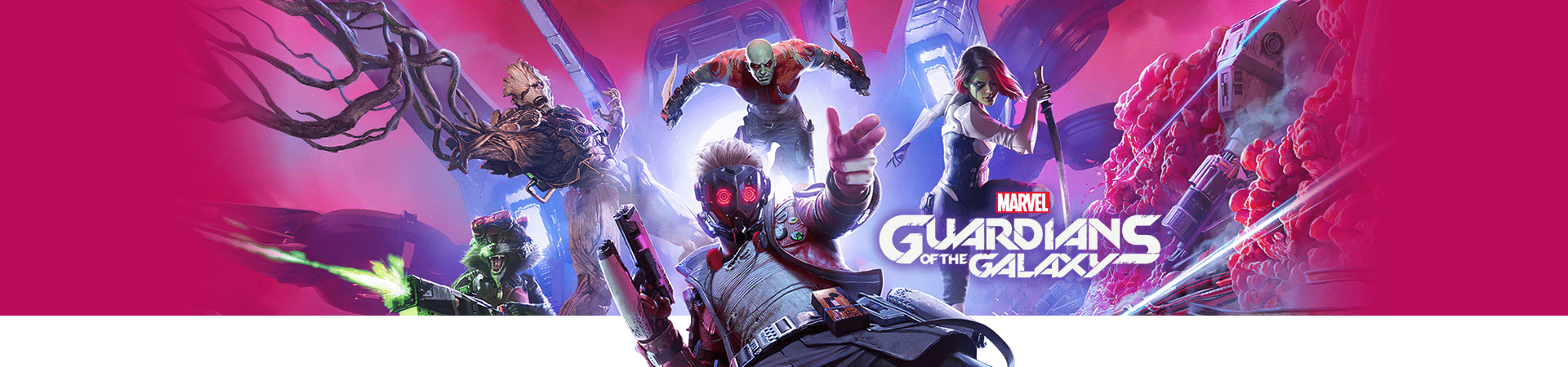 Game Guardians of The Galaxy