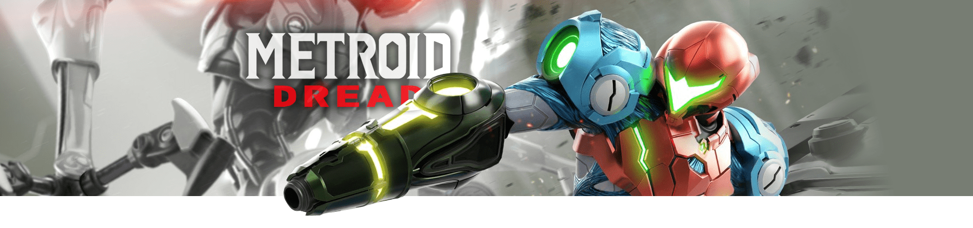 Game Metroid Dread - Switch