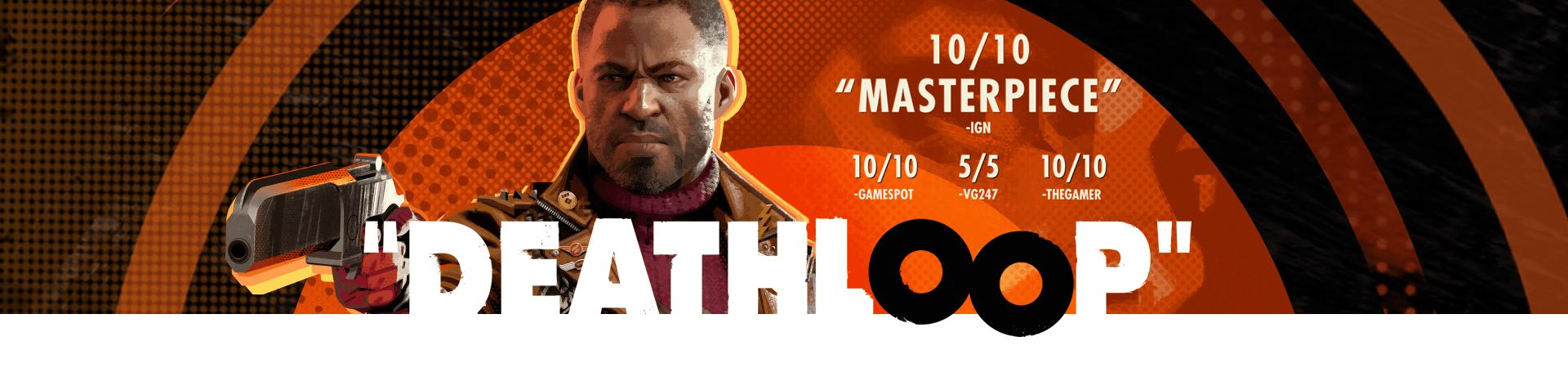 Game Deathloop - PS5
