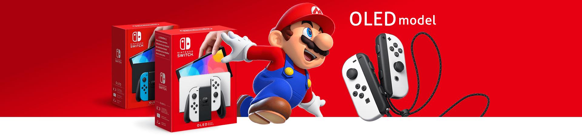 Console Nintendo Switch 64GB Oled