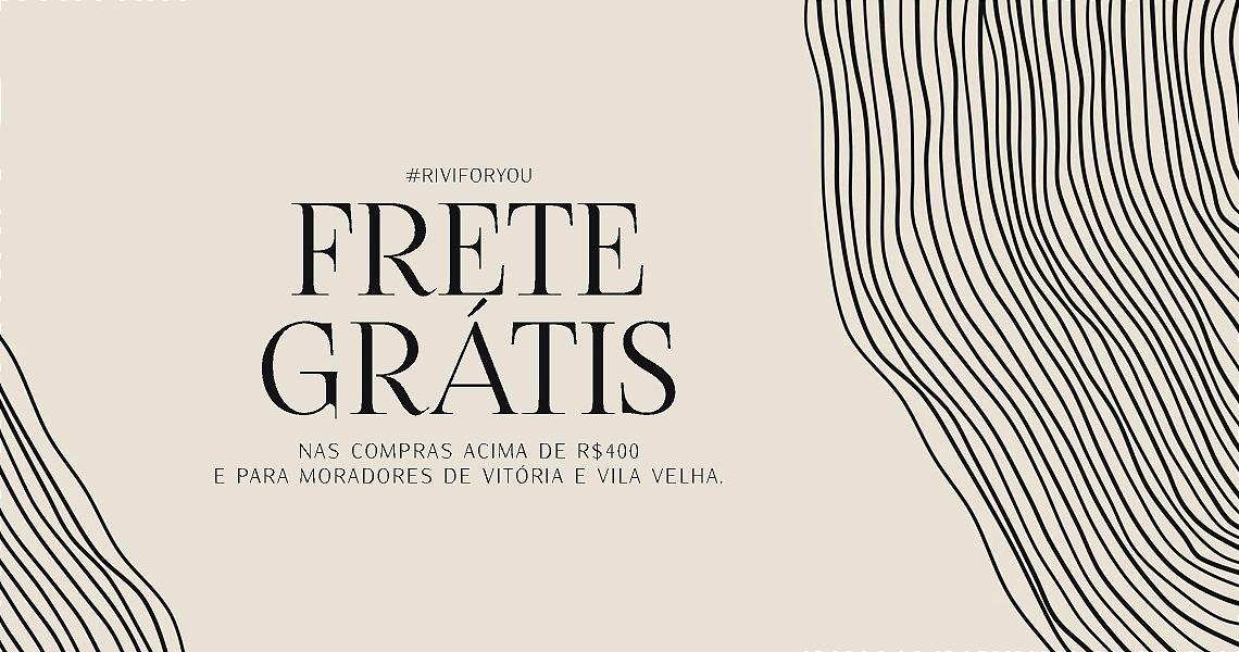 Frete Grátis - Novo