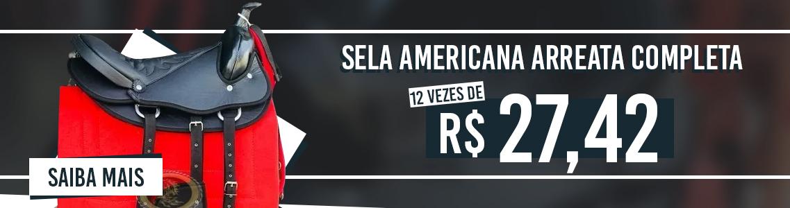 Slide 1- Selas Americanas
