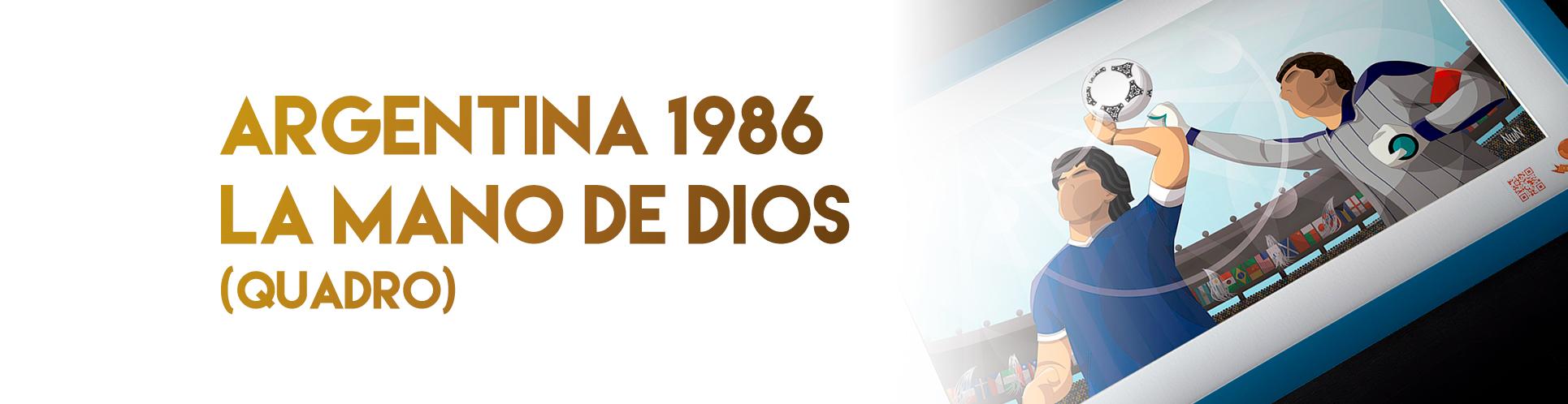 Argentina 1986 (QUADRO)