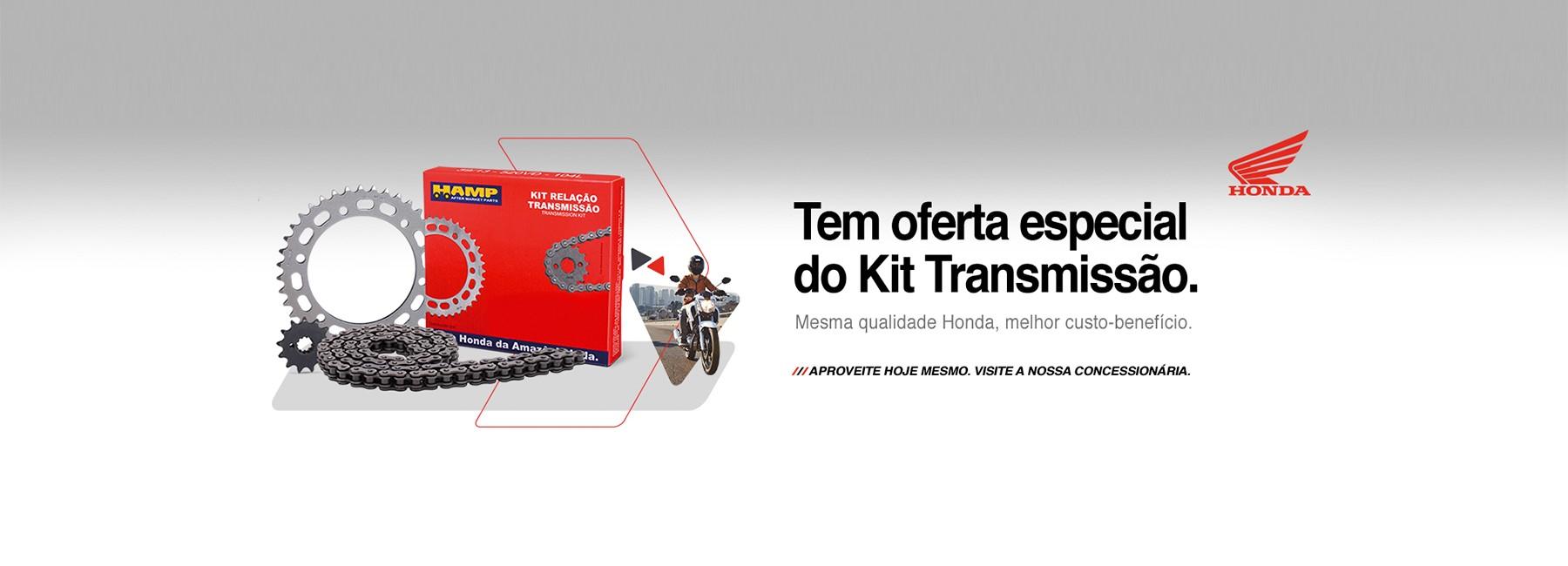 KIT TRANSMISSÃO