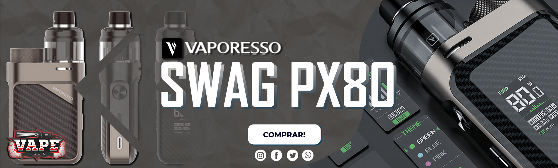 SWAG PX80