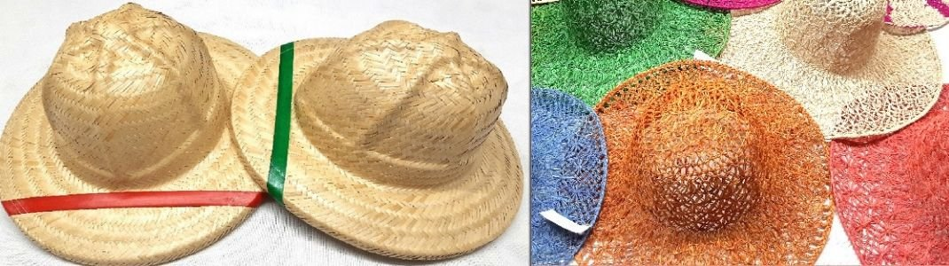 Chapéu Caçador e Praia
