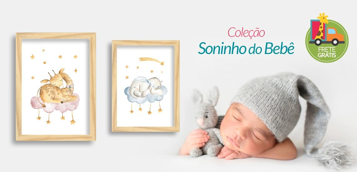 Novo - Soninho do Bebê