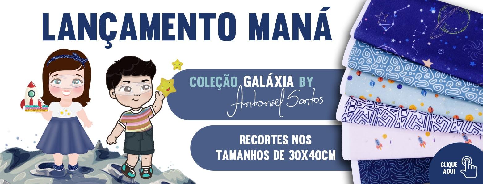 COLEÇÃO GALÁXIA by ANTONIEL SANTOS