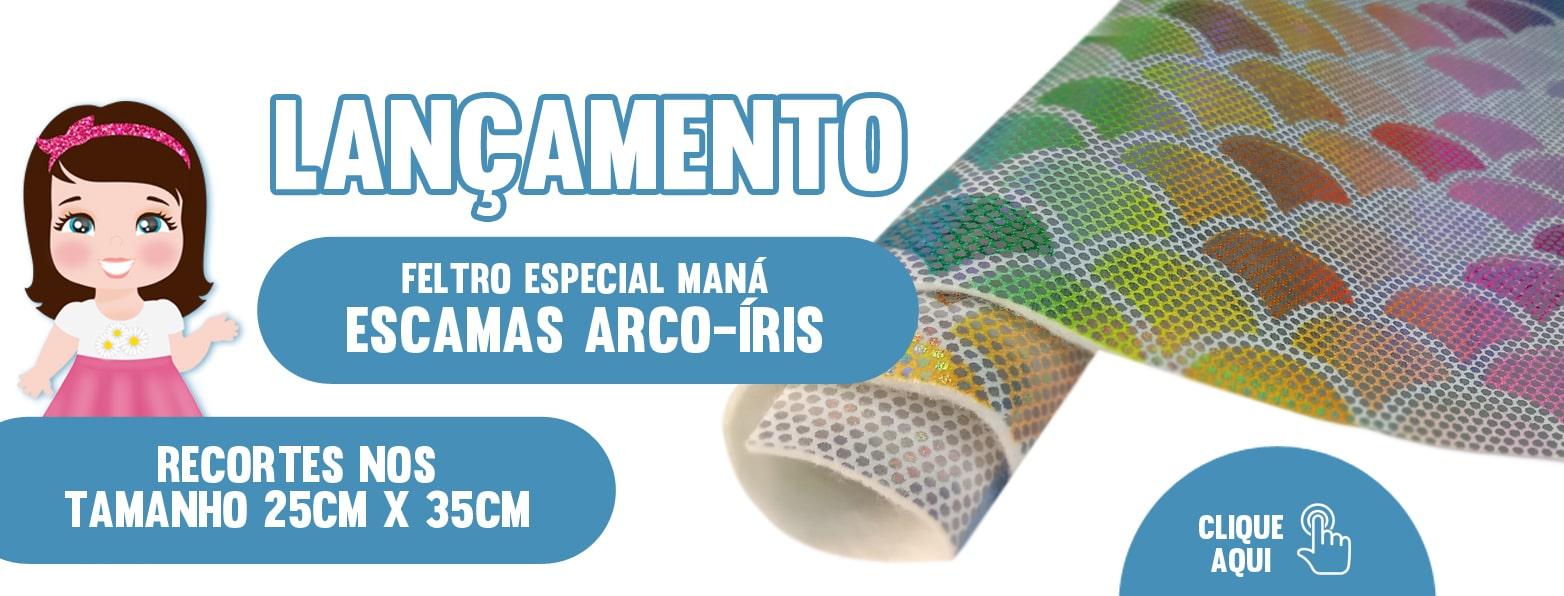 ESCAMAS ARCO IRIS