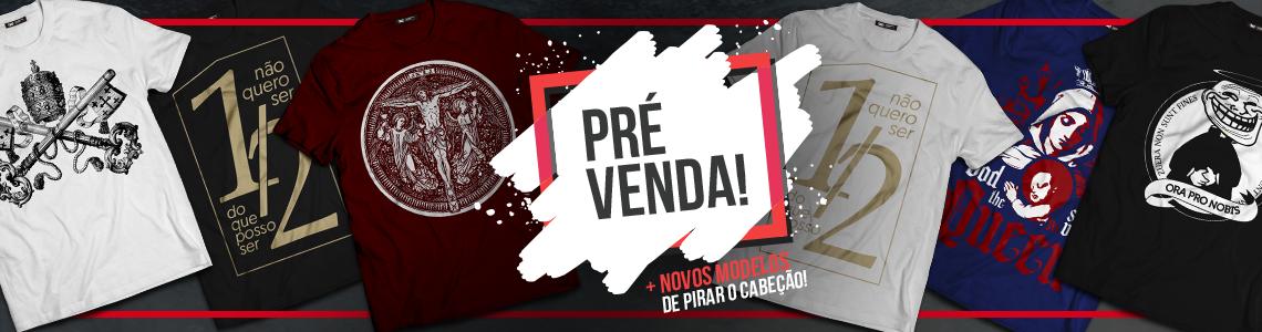 Pré-Venda Janeiro