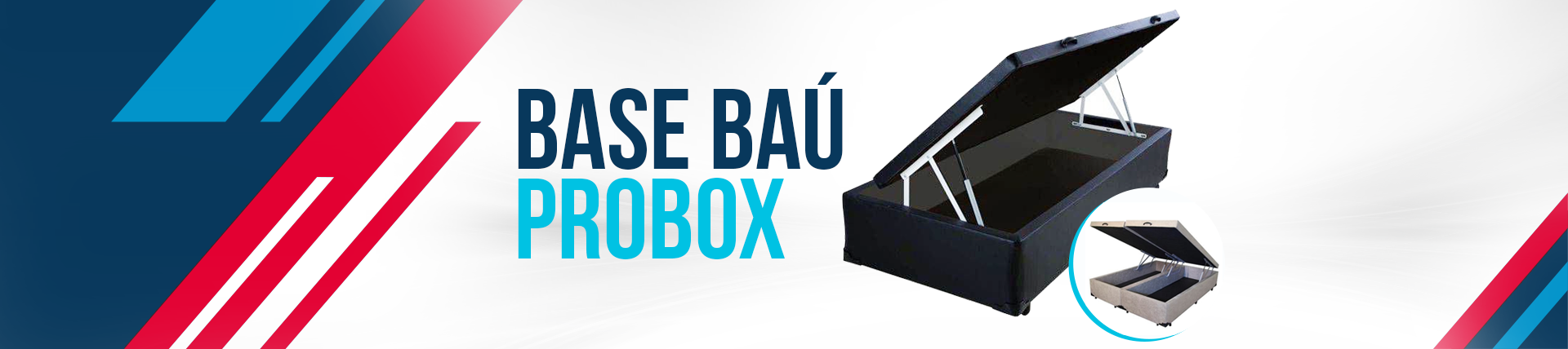 Base Baú Probox