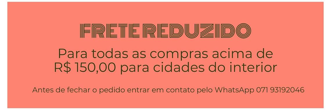 FRETE REDUZIDO