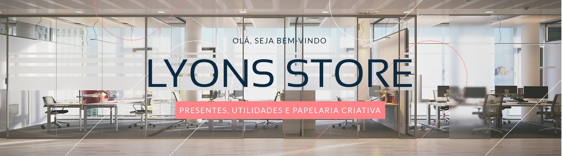 Lyons Store - Goiânia-GO