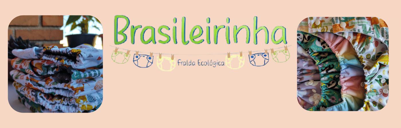 Fralda Brasileirinha