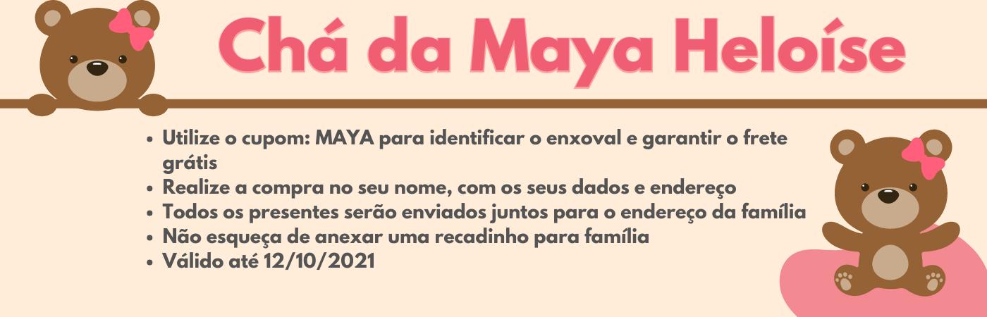 Chá da Maya Heloíse
