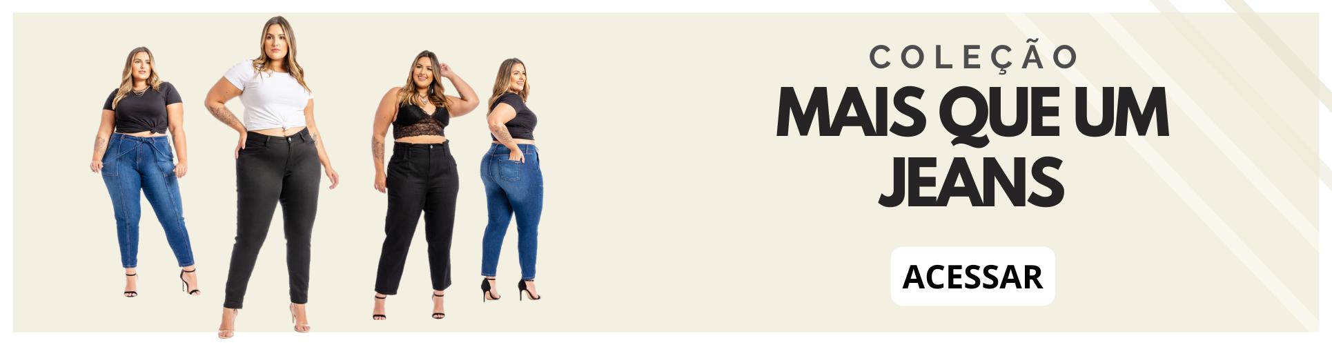 Mais que um jeans