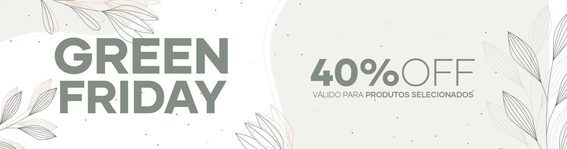 Green Friday 2020
